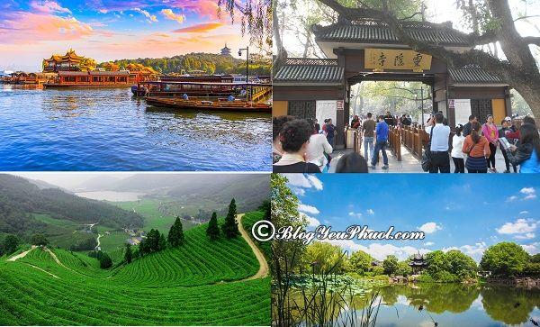 Du lịch Thượng Hải - Hàng Châu - Tô Châu có gì chơi vui, thú vị? Kinh nghiệm và tour du lịch Thượng Hải - Hàng Châu - Tô Châu tự túc kèm hướng dẫn đi lại