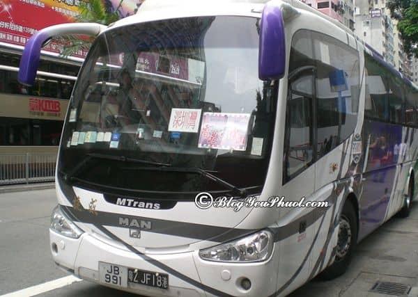 Hướng dẫn đi từ Thượng Hải đến Hàng Châu bằng xe bus: Các phương tiện đi Hàng Châu từ Thượng Hải nhanh, giá rẻ