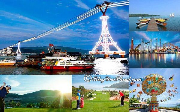 Hướng dẫn tour du lịch Nha Trang 3 ngày 2 đêm: Du lịch Nha Trang 3 ngày 2 đêm đi đâu chơi, lịch trình cụ thể?