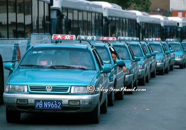 Kinh nghiệm di chuyển từ Thượng Hải đến Tô Châu du lịch nhanh, giá rẻ: Du lịch Tô Châu từ Thượng Hải bằng cách nào, phương tiện gì nhanh?