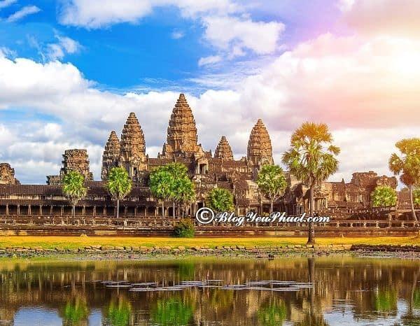 Nên đi du lịch nước nào tháng 1 đẹp, hấp dẫn? Tháng 1 đi nước nào du lịch là đẹp nhất?