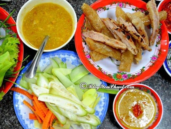 Nha Trang có quán ăn nào ngon, giá rẻ? Địa điểm ăn uống ngon, giá bình dân ở Nha Trang