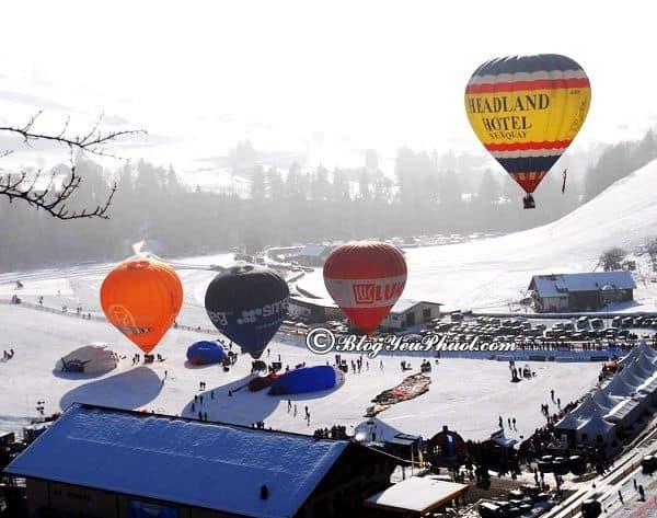 Tháng 1 đi du lịch nước nào đẹp, nổi tiếng nhất? Gợi ý đi tour du lịch nước ngoài tháng 1