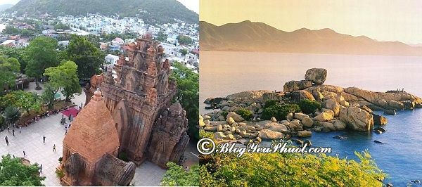 Tư vấn lịch trình du lịch Nha Trang 3 ngày 2 đêm: Du lịch Nha Trang 3 ngày 2 đêm đi đâu chơi?