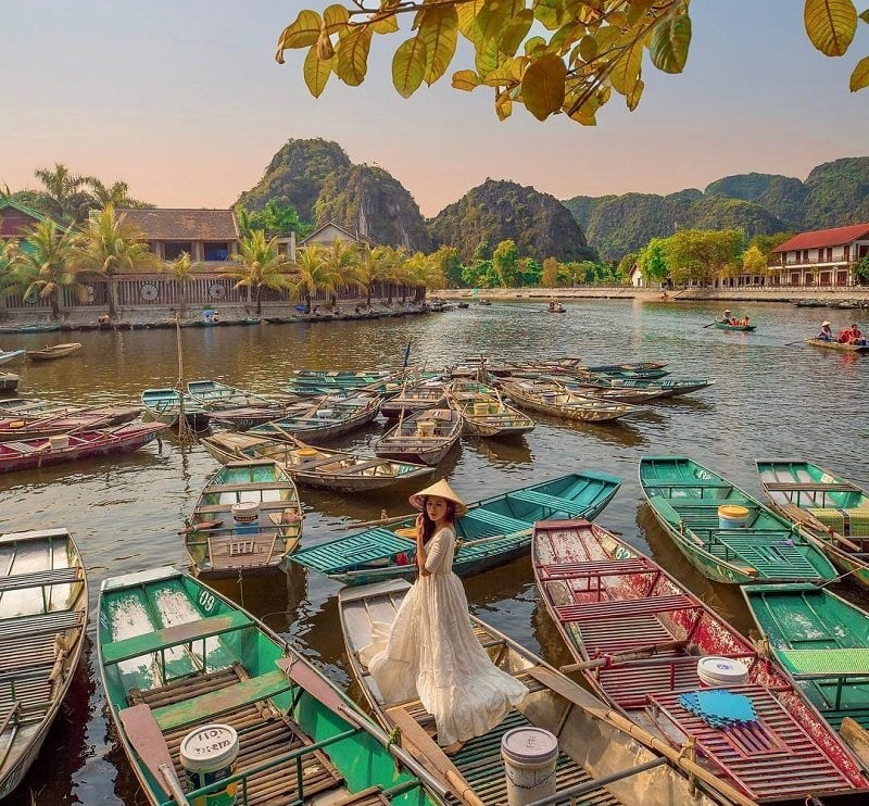 Hướng dẫn cách di chuyển từ Hà Nội tới Tam Cốc - Bích Động