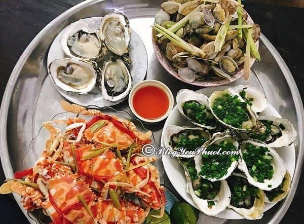 Ẩm thực truyền thống đặc sắc ở Vũng Tàu: Phượt Vũng Tàu nên ăn món gì?