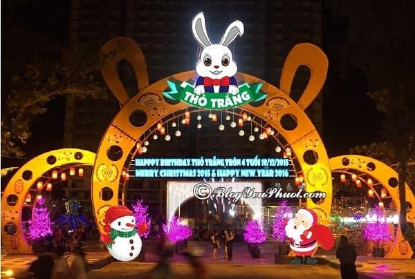 Chia sẻ kinh nghiệm du lịch Vũng Tàu chi tiết: Khu vui chơi giải trí nổi tiếng ở Vũng Tàu