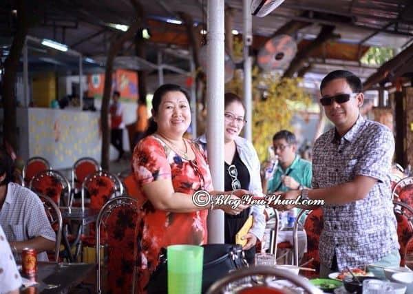 Địa chỉ ăn uống ngon, nổi tiếng ở Vũng Tàu: Phượt Vũng Tàu nên ăn ở quán nào?