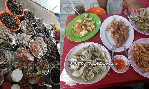Địa chỉ quán ăn ngon ở Vũng Tàu: Du lịch Vũng Tàu nên ăn ở quán nào?