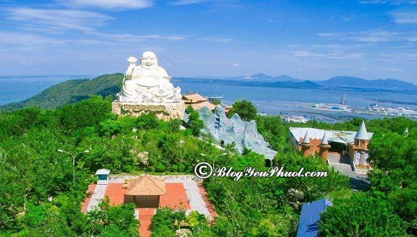 Địa điểm du lịch nổi tiếng nhất Vũng Tàu: Du lịch Vũng Tàu nên đi đâu chơi, tham quan?