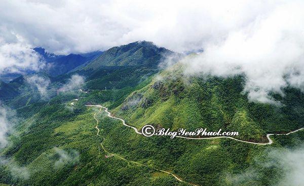Du lịch Lai Châu nên đi đâu chơi, tham quan, ngắm cảnh, chụp ảnh? Danh lam thắng cảnh nổi tiếng ở Lai Châu