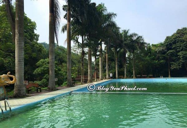 Hướng dẫn du lịch thác Thăng Thiên, Hoa Bình: Địa điểm du lịch hấp dẫn ở thác Thăng Thiên, Hòa Bình