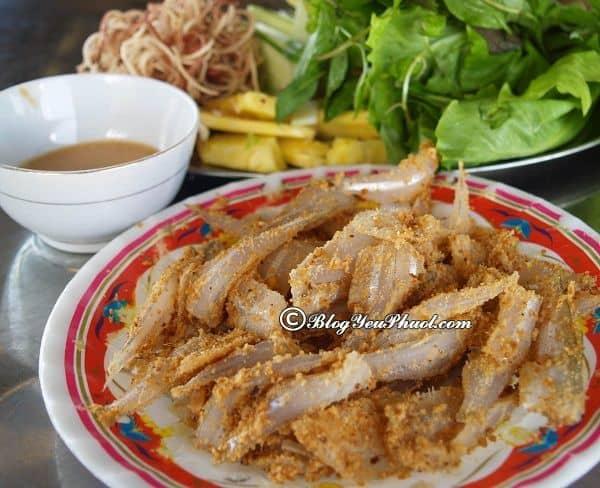 Món ăn ngon ở Vũng Tàu: Vũng Tàu có đặc sản gì ngon, nổi tiếng?