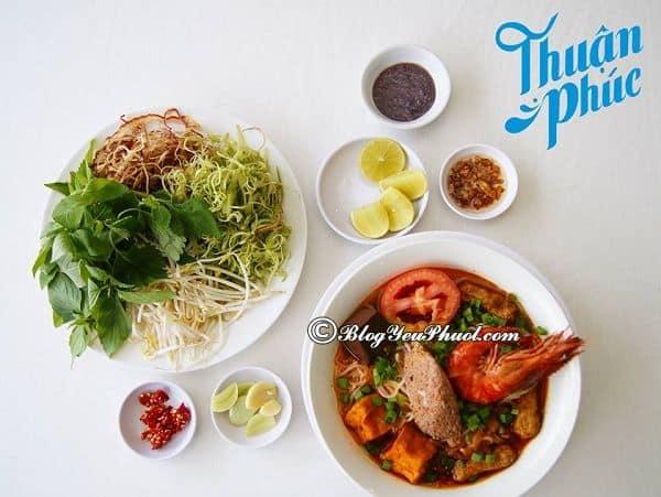 Phượt Vũng Tàu nên ăn ở quán nào? Kinh nghiệm ăn uống khi du lịch Vũng Tàu