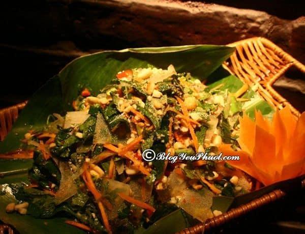 Sơn La có đặc sản gì ngon, nổi tiếng? Món ăn dân dã đặc sắc ở Sơn La