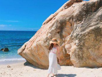 Kinh nghiệm du lịch bụi đảo Bình Ba Cam Ranh