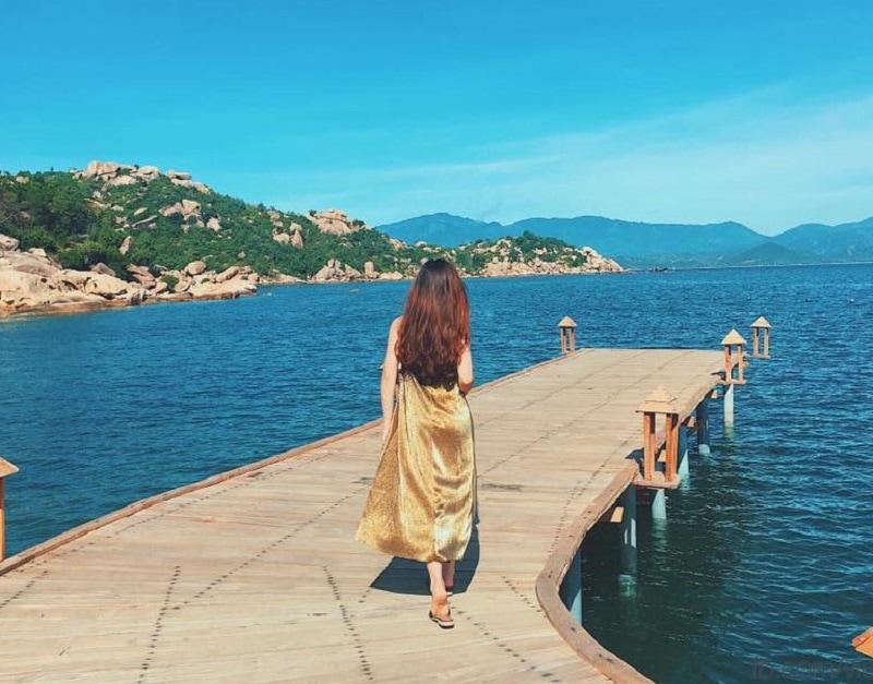 Đảo Bình Ba ở đâu?