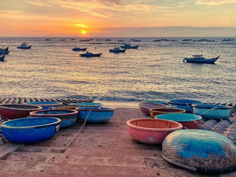 Kinh nghiệm du lịch đảo Phú Quý nên đi đâu