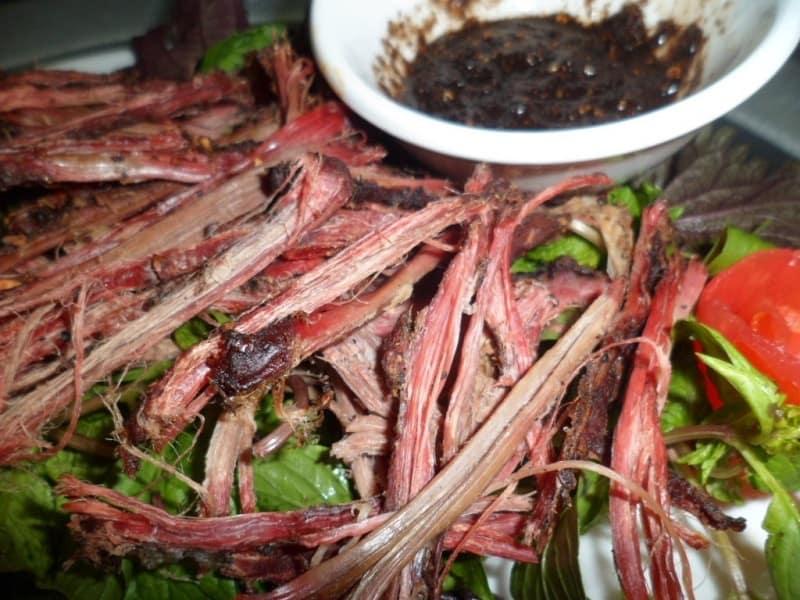 Các món ăn đặc sản Hà Giang nên thưởng thức