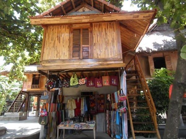 Thuê nhà sàn ở Mai Châu