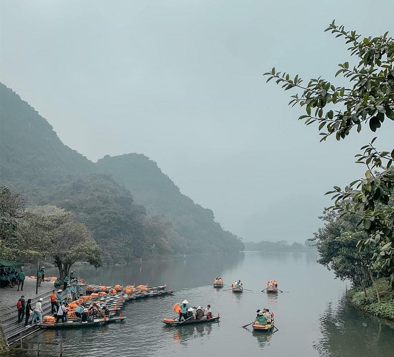 Hướng dẫn cách di chuyển từ Hà Nội tới Bái Đính - Tràng An