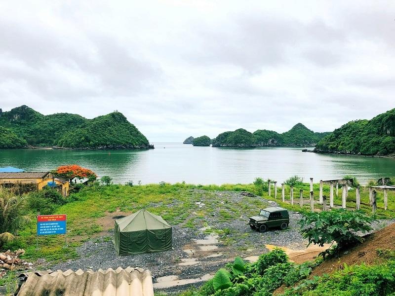 Địa điểm du lịch nổi tiếng ở đảo Cát Bà