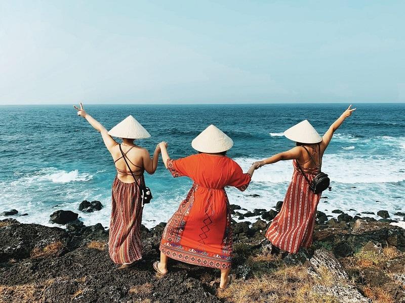 Hướng dẫn mua vé tàu ra đảo Lý Sơn
