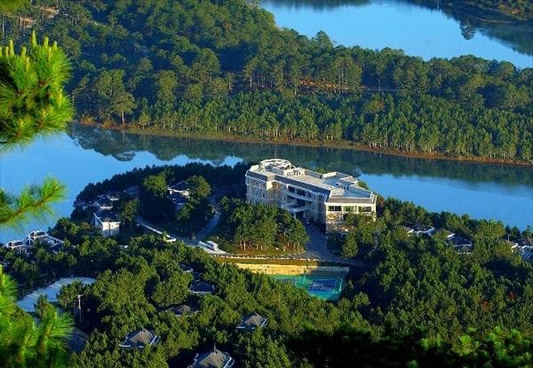 Du lịch Đà Lạt ở khách sạn nào đẹp? Đi Đà Lạt ở khách sạn, resort nào?
