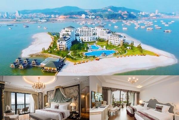 Du lịch Hạ Long nên ở khách sạn nào? Nên ở khách sạn, resort nào Hạ Long?