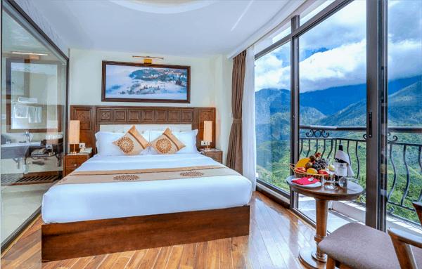 Du lịch Sapa ở khách sạn nào đẹp, giá rẻ? Khách sạn Sapa gần điểm du lịch, view đẹp, tiện nghi đầy đủ