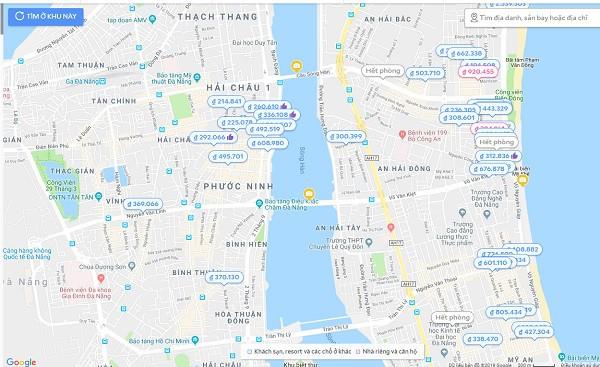 Nên chọn khách sạn Đà Nẵng ở trung tâm hay gần biển? Du lịch Đà Nẵng nên ở đâu, trung tâm hay gần biển?
