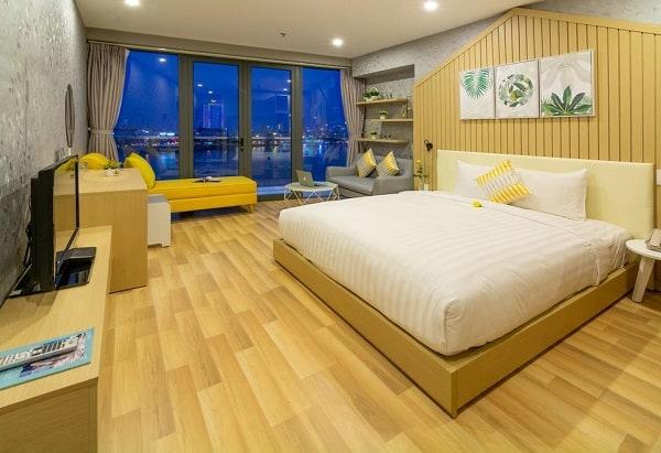Nên chọn khách sạn trung tâm hay gần biển Đà Nẵng? Du lịch Đà Nẵng ở đâu, khách sạn trung tâm hay ven biển?