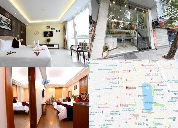 Nên ở khách sạn nào Hà Nội? Du lịch Hà Nội nên ở khách sạn nào?