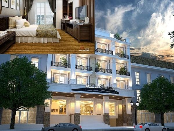 Nên ở khách sạn nào khi du lịch Sapa? Khách sạn Sapa vị trí trung tâm, tiện nghi, view đẹp