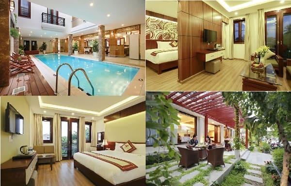 Đi Hội An nên ở khách sạn nào? Du lịch Hội An ở khách sạn nào đẹp, giá bình dân, có hồ bơi?