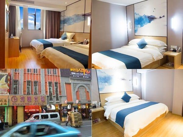 Đi Quảng Châu nên ở khách sạn nào? Nên ở khách sạn nào gần chợ Quảng Châu giá rẻ?