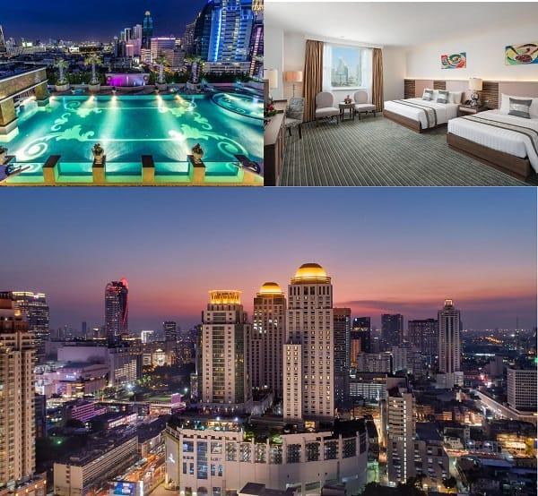 Du lịch Bangkok nên ở khách sạn nào? Khách sạn nào đẹp, tiện nghi ở Bangkok