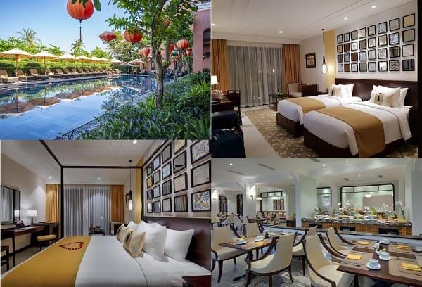 Du lịch Hội An ở khách sạn nào cao cấp, tiện nghi đầy đủ? Nên ở khách sạn nào Hội An?