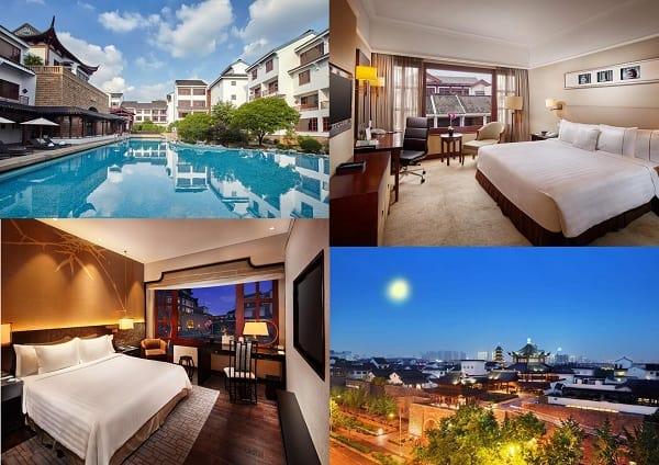 Du lịch Tô Châu nên ở khách sạn nào? Đi Tô Châu ở khách sạn nào đẹp, tiện nghi đầy đủ?