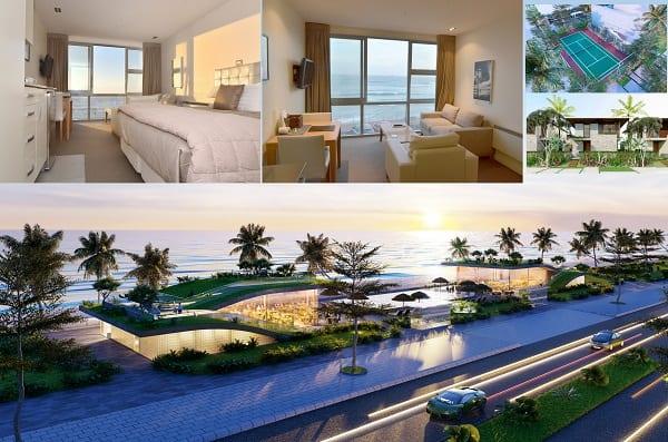 Du lịch Tuy Hòa nên ở khách sạn nào? Resort cao cấp ven biển Tuy Hòa sạch sẽ, tiện nghi