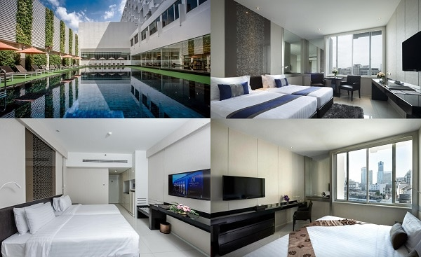 Nên ở khách sạn nào Bangkok? Du lịch Bangkok nên ở khách sạn nào?