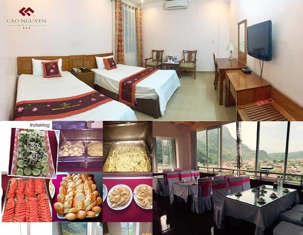 Nên ở khách sạn nào Hà Giang? Du lịch Hà Giang ở khách sạn nào gần quán ăn, giá rẻ