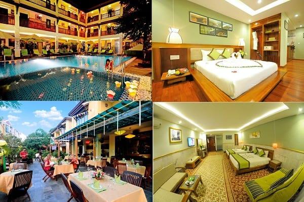 Nên ở khách sạn nào khi đến Hội An? Du lịch Hội An nên ở khách sạn nào?