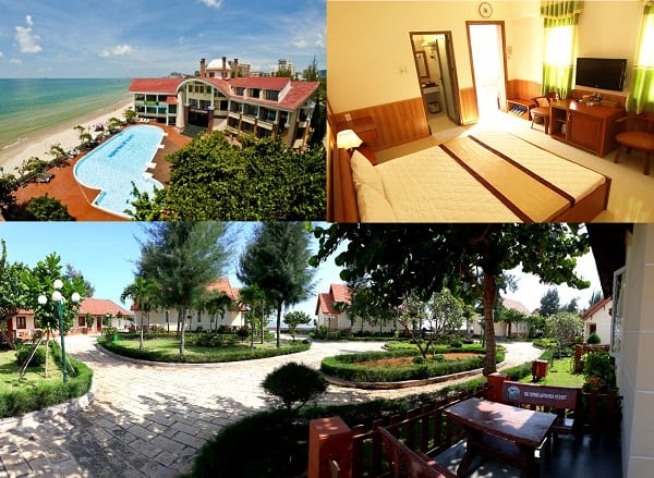 Nên ở khách sạn, resort nào Vũng Tàu? Du lịch Vũng Tàu nên ở khách sạn nào?