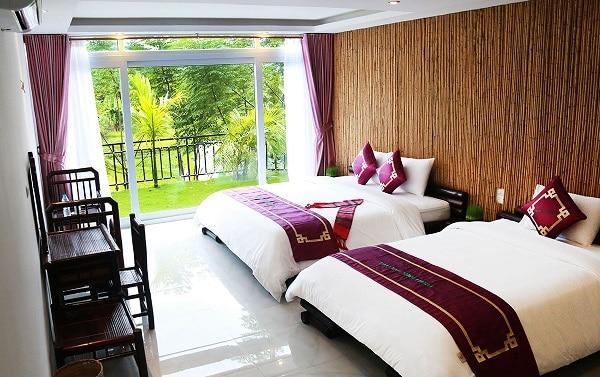 Phượt Mai Châu nên ở đâu, khách sạn nào đẹp? Du lịch Mai Châu ở khách sạn nào đẹp, tiện di chuyển?