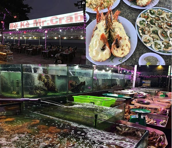 Địa điểm ăn uống ngon, đông khách ở Mũi Né: Du lịch Mũi Né ăn quán nào ngon?