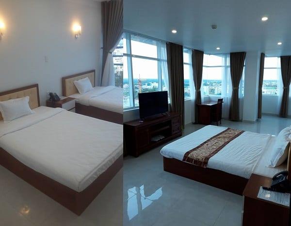 Du lịch Cà Mau ở khách sạn nào đẹp, tiện nghi đầy đủ? Khách sạn bình dân ở Cà Mau sạch sẽ, chất lượng tốt?