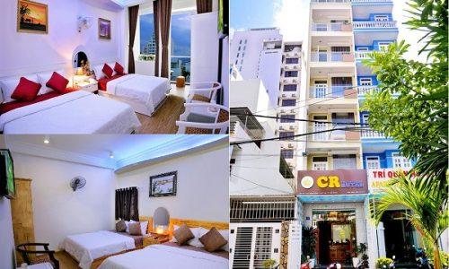 Du lịch Nha Trang nên ở khách sạn nào gần biển, giá rẻ? Khách sạn bình dân ven biển Nha Trang