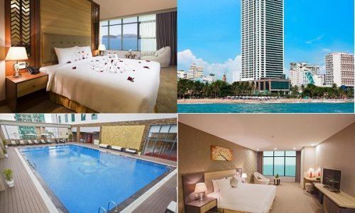 Khách sạn ở Nha Trang có phòng hướng biển: Khách sạn nào có phòng view biển ở Nha Trang tiện nghi, chất lượng tốt
