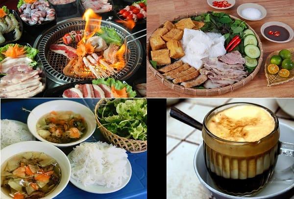 Kinh nghiệm du lịch Hà Nội 2 ngày 1 đêm mới nhất: du lịch Hà Nội 2 ngày 1 đêm ăn gì, ăn quán nào ngon?